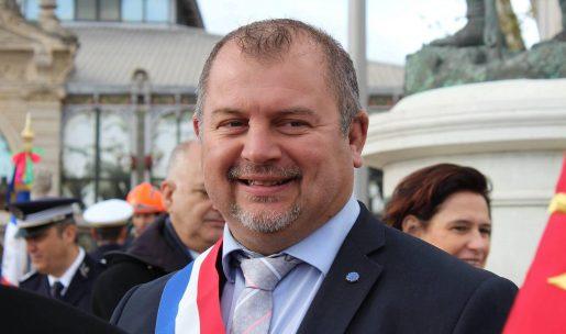 Alain Péréa, député de l'Aude, président du groupe chasse et territoires à l'Assemblée