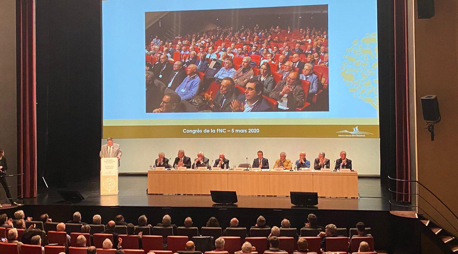 Congrès 2020 de la FNC chasse