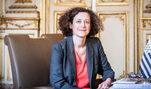 Emmanuelle Wargon, secrétaire d'Etat au ministère de la transition écologique