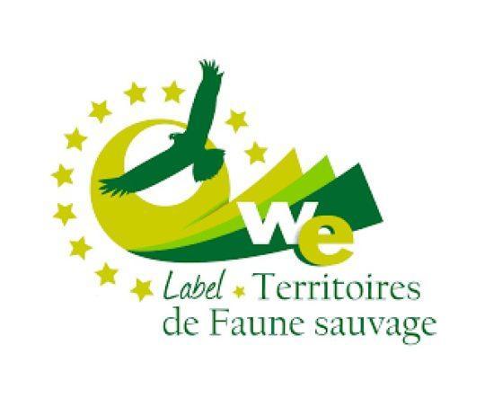 logo label territoires de faune sauvage france