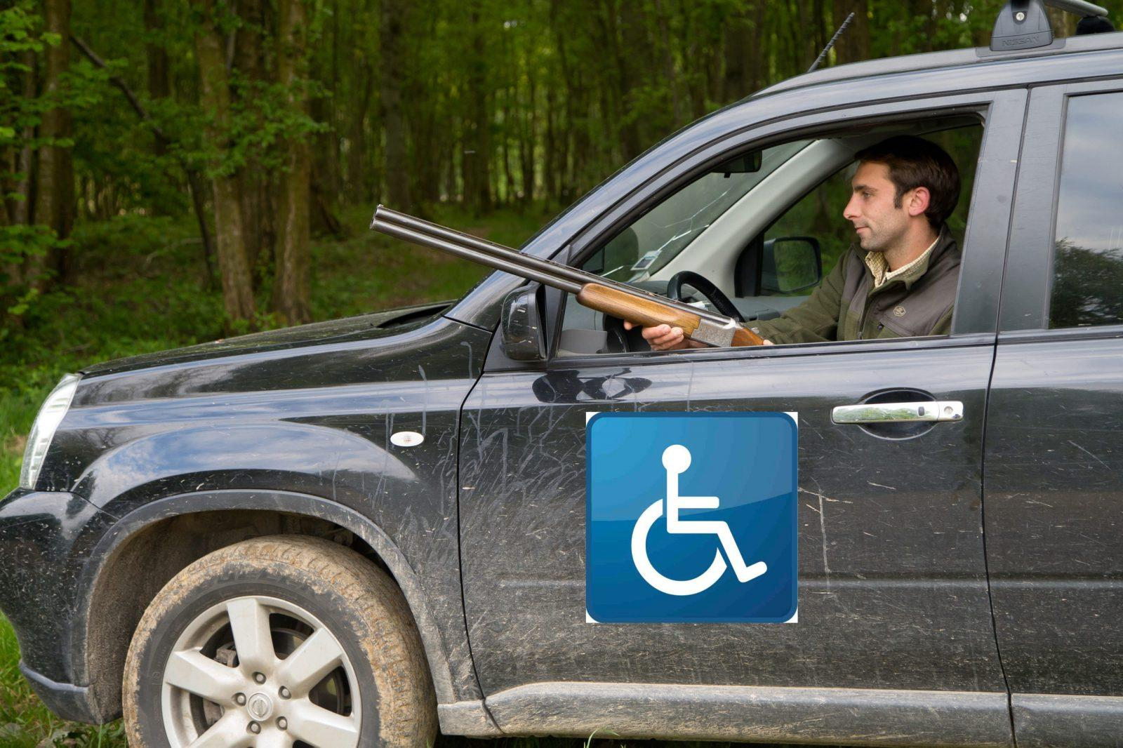 chasse handicap