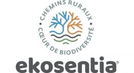 logo projet Ekosentia chemin ruraux