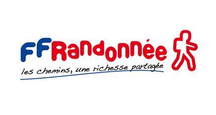 logo fédération française randonnée