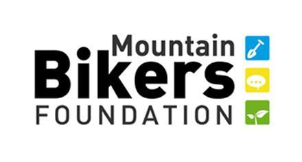 Logo MOUNTAIN BIKERS foundation