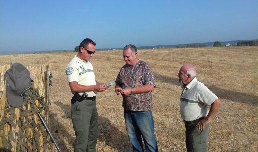 Chasseurs agents de développement de la chasse