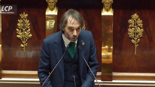 Cedric VIllani proposition de loi contre la chasse
