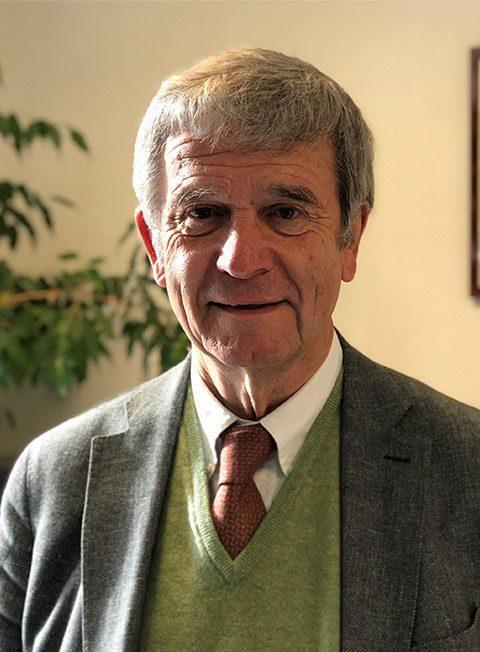 Photo de Philippe Justeau président fédération Maine-et-Loire