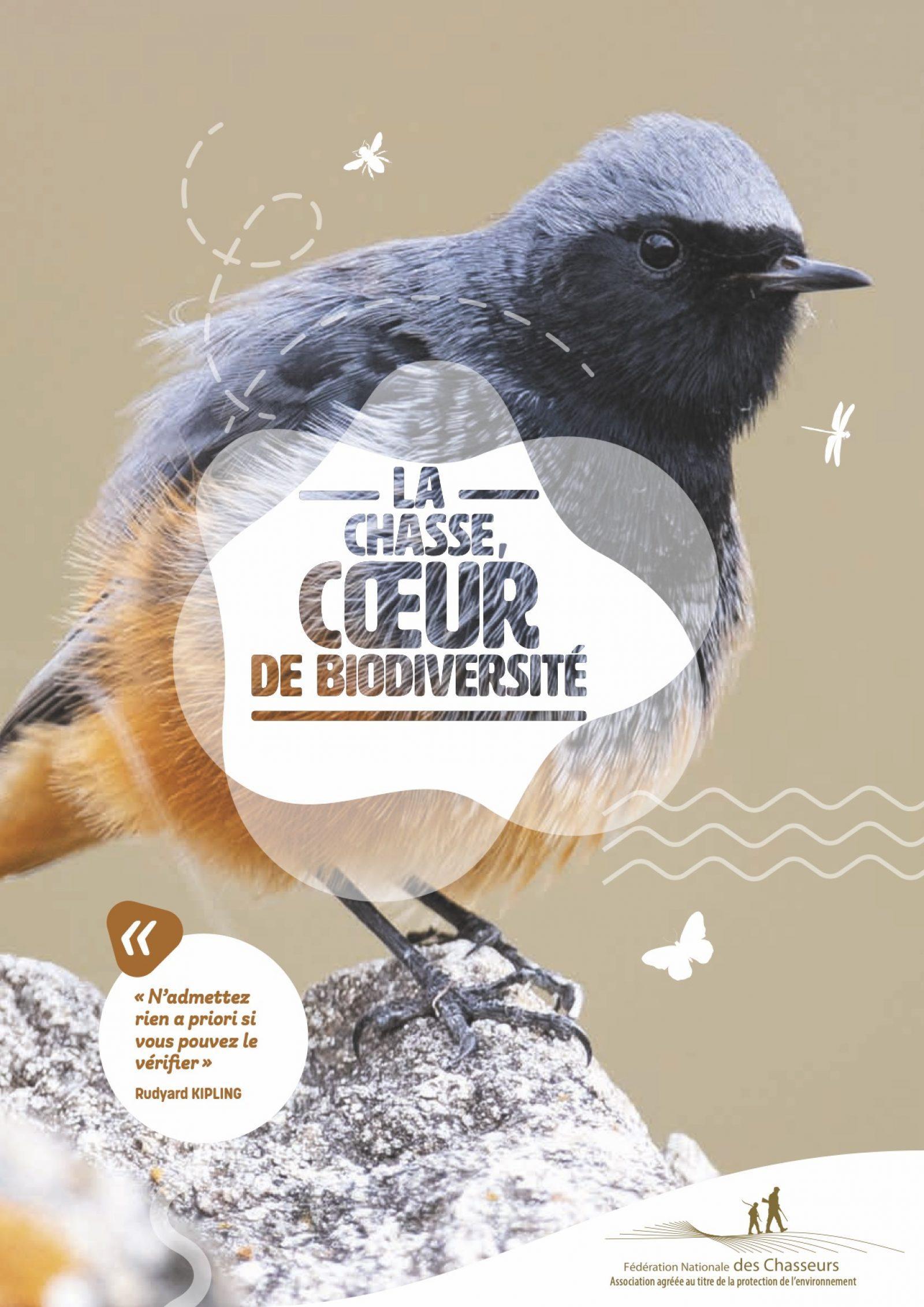 couverture manifeste chasse coeur de biodiversité