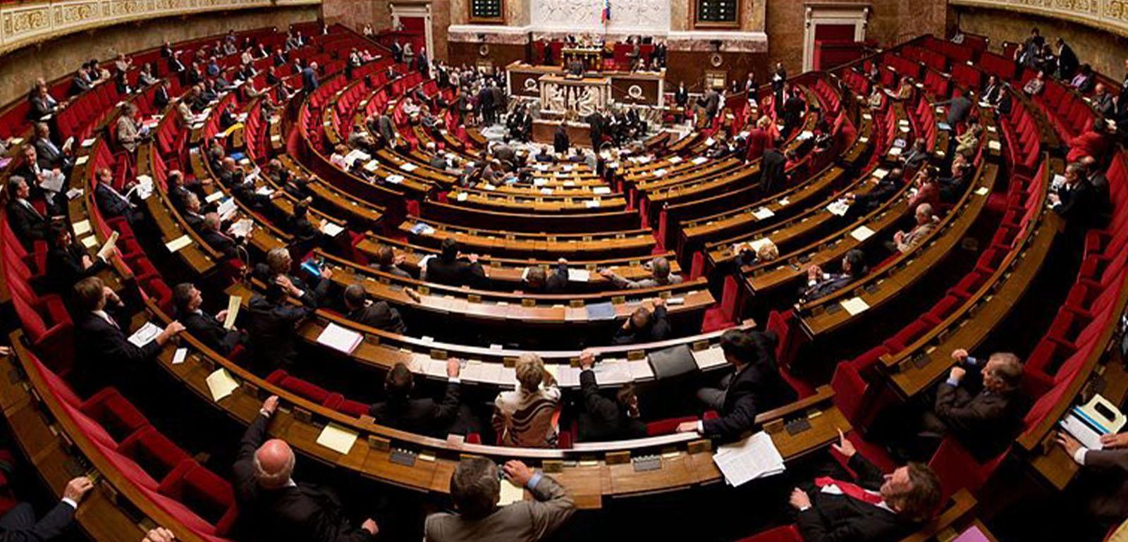 assemblée nationale France chasseurs
