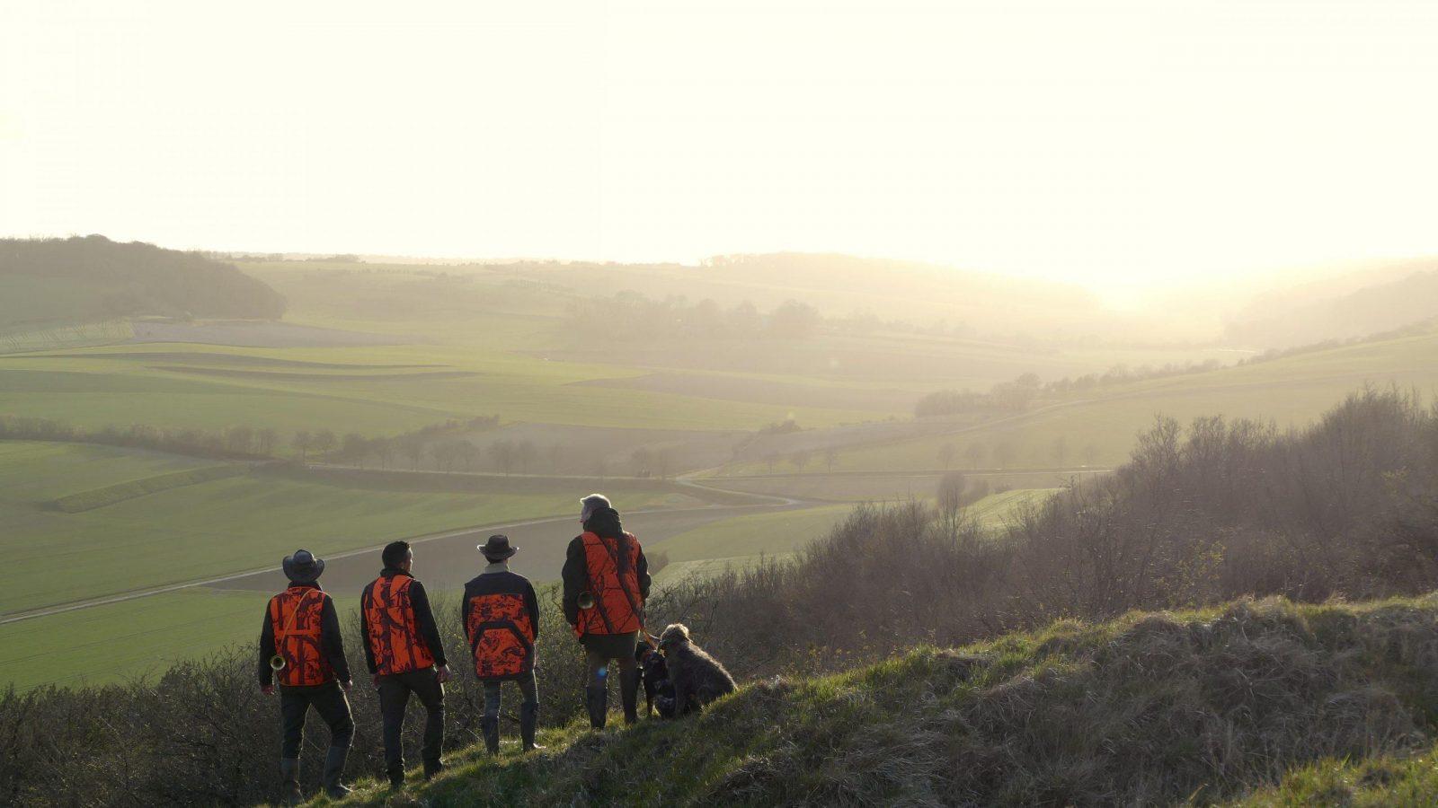 La chasse, le bonheur grandeur nature